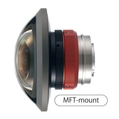Entaniya HAL 250 Degrees 3.6 MFT Mount Fish Eye 360 VR Lens