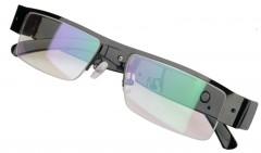 HD 1080P Clear Eye Glasses WiFi IP Covert Hidden Camera