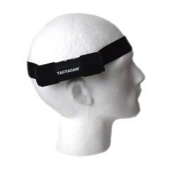 Tactacam 4K 5.0 Wide WiFi POV Headband Holder Elastic Head Mount
