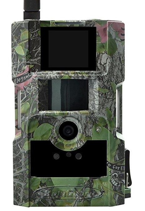 ScoutGuard 14MP 3G 2-Way Communication Camo Trail Camera