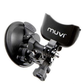 Veho Muvi Universal Suction Cup Camera Mount with Cradle