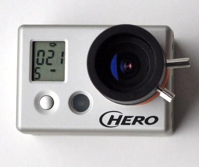 Lens Gopro hd Gopro hd 10-30mm Varifocal