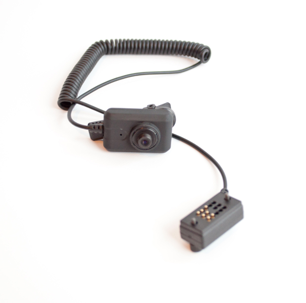 PatrolEyes Covert External Button Camera for SC-DV5 and DV5-2