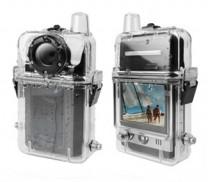 1080P HD Waterproof Diving Case