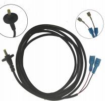HCO Spartan GoCam 6V External Power Cable Adapter