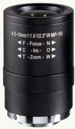 4.5-10mm CS Lens for Ribcage Backbone Gopro Hero3+, 4, 5 6