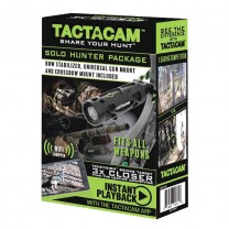 Tactacam SOLO POV 1080P HD Camera Hunter Kit