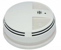 Night Vision Smoke Detector Camera DVR with WiFi (Bottom view)