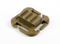 ITW QASM Ramp Picatinny Molle Adapter