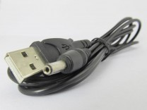 Lawmate USB to 1.5MM Power Cable Adapter
