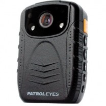 PatrolEyes DV1 2 Wide Angle Infrared Police Body 2K Camera (Manufacturer Refurbished)