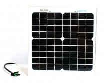 "Spartan 15"" 12V Solar Panel Trail Camera Charger"