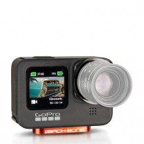 Back-Bone Ribcage H9PRO Modified MFT M12 CS C Mount GoPro Hero9 Black Camera