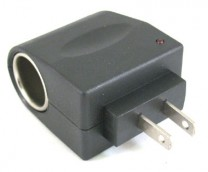 Car Cigarette Lighter Socket 12V Adapter