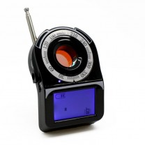Wireless Camera Finder with LED RF Detector