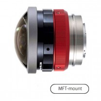 Entaniya HAL 200 Degrees 3.6 MFT Mount Fish Eye Lens