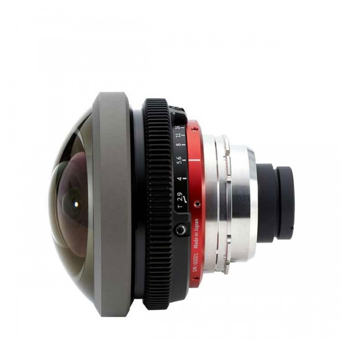 Entaniya HAL 220 Degrees PL Fish Eye Lens