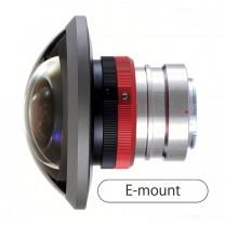 Entaniya HAL 250 Degrees 4.3 E Mount Fish Eye Lens