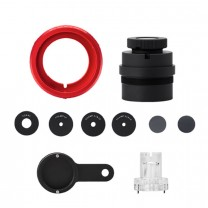 Entaniya HAL 250 Degrees 3.6MM Fish Eye Rear Group Lens Kit