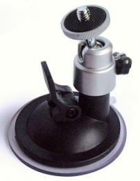 Low Profile Window Suction Cup Dash Mount