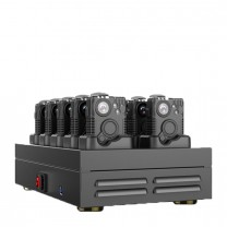 PatrolEyes DV10 Pro Data Transfer 10 Camera Docking Station