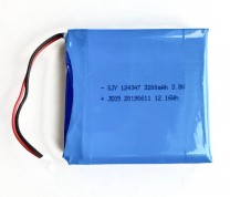 PatrolEyes Replacement Battery for SC-DV10 PE-DV10-PRO WiFi Cameras