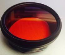 Replay XD Prime X Waterproof Case Red Underwater Filter