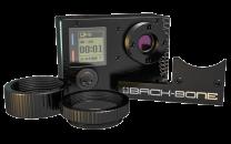 GoPro 4 Ribcage Back-Bone Mod Kit