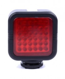 Rechargeable 36 LED Infrared Night Vision Camera Light