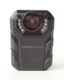 PatrolEyes Ultra 1296P Police Body Camera 64GB