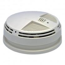 Zone Shield HD 4K IR AC Power Smoke Detector Side View Camera