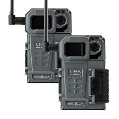 SPYPOINT LINK MICRO Twin Pack Verizon 4G LTE IR Cellular Trail Cameras