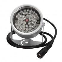 48 LED IR Infrared Full Spectrum Low Light Illuminator