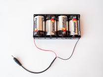 Extended 4D Battery Power Pack for Lawmate DVR PV900 PV500 PV1000