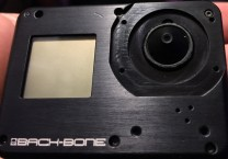 GoPro Hero6 Ribcage Modified Pinhole Button Screw Covert Camera