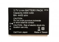 PV-1000 EVO3 Touch NEO Lithium Battery (4400mAh)