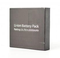 PatrolEyes HD SC-DV6 Removable Battery