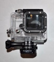 GoPro HD HERO 3+ Polarized Neutral Density Filter Installed