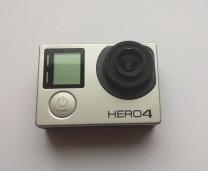 GoPro 4 Black Modified Lens IR Camera (Infrared)