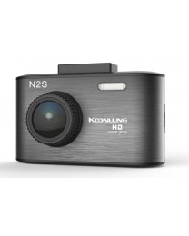 HD 1080p Low Light N2S Motion Detection GPS Dash Camera