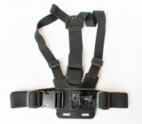 PatrolEyes Chest Harness Body Camera Mount