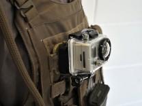 "Deluxe Military Vest Mount for 1"" Webbing or Kevlar"