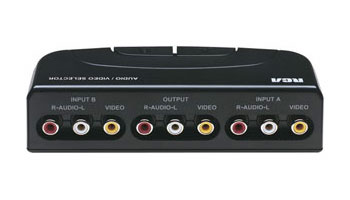 Switcher - 2 Camera Splitter A/V
