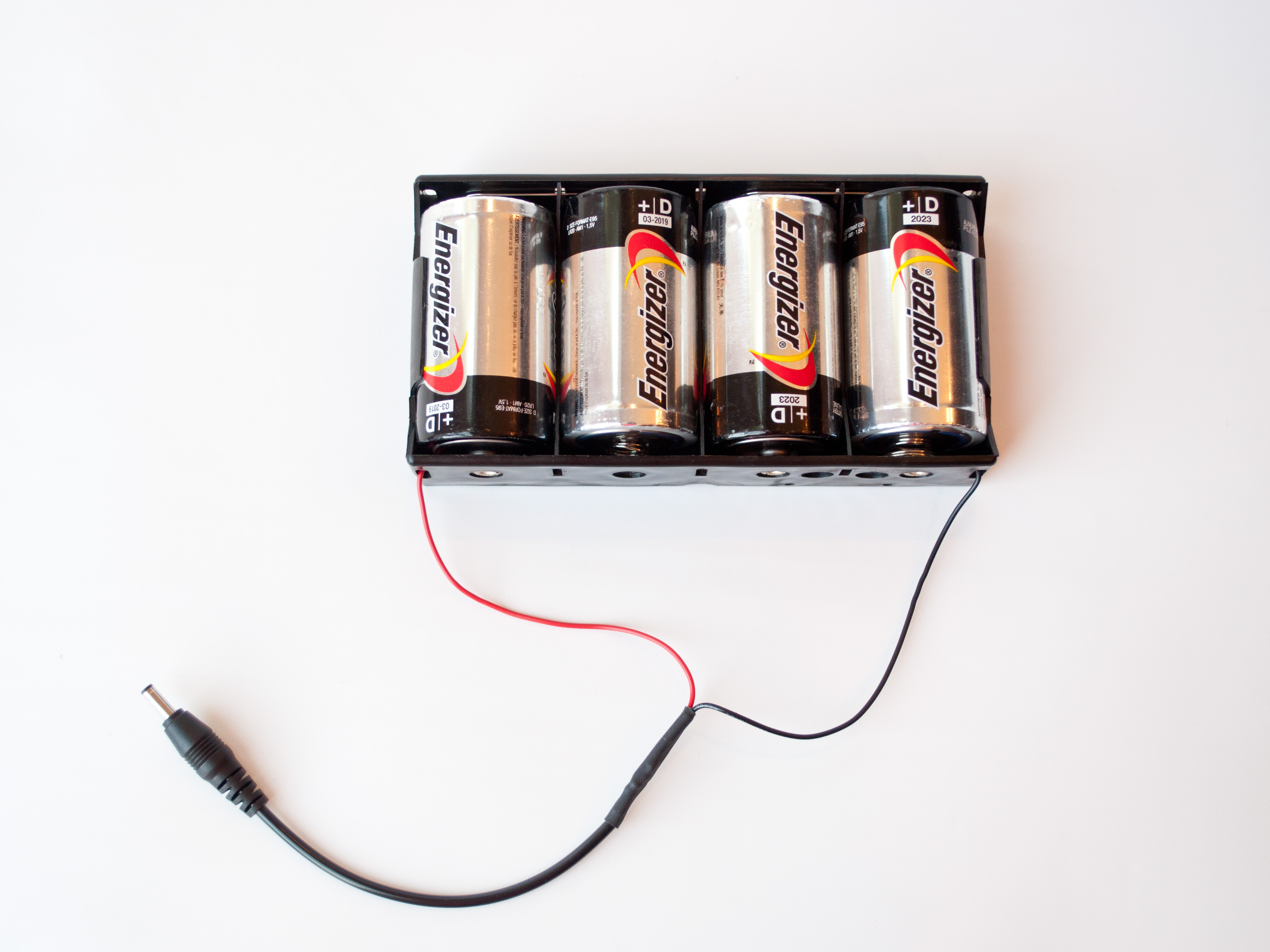 Extended 4D Battery Pack for Lawmate DVR Recorders