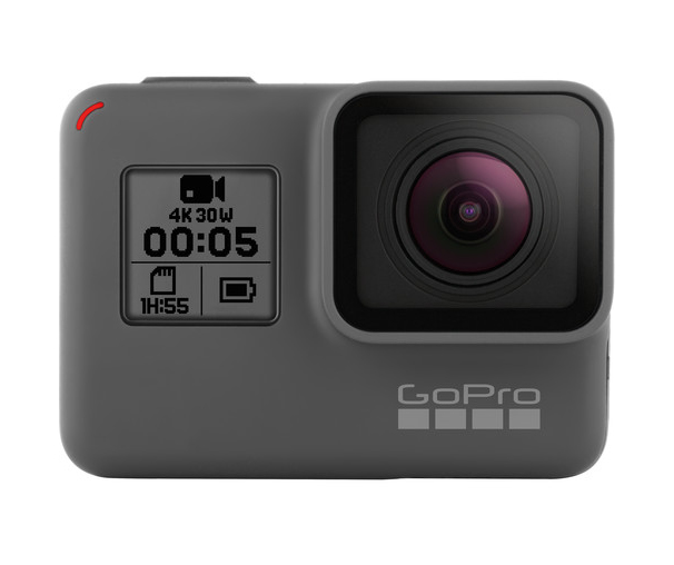 GoPro HD Hero 5 Black 4K Helmet Camera