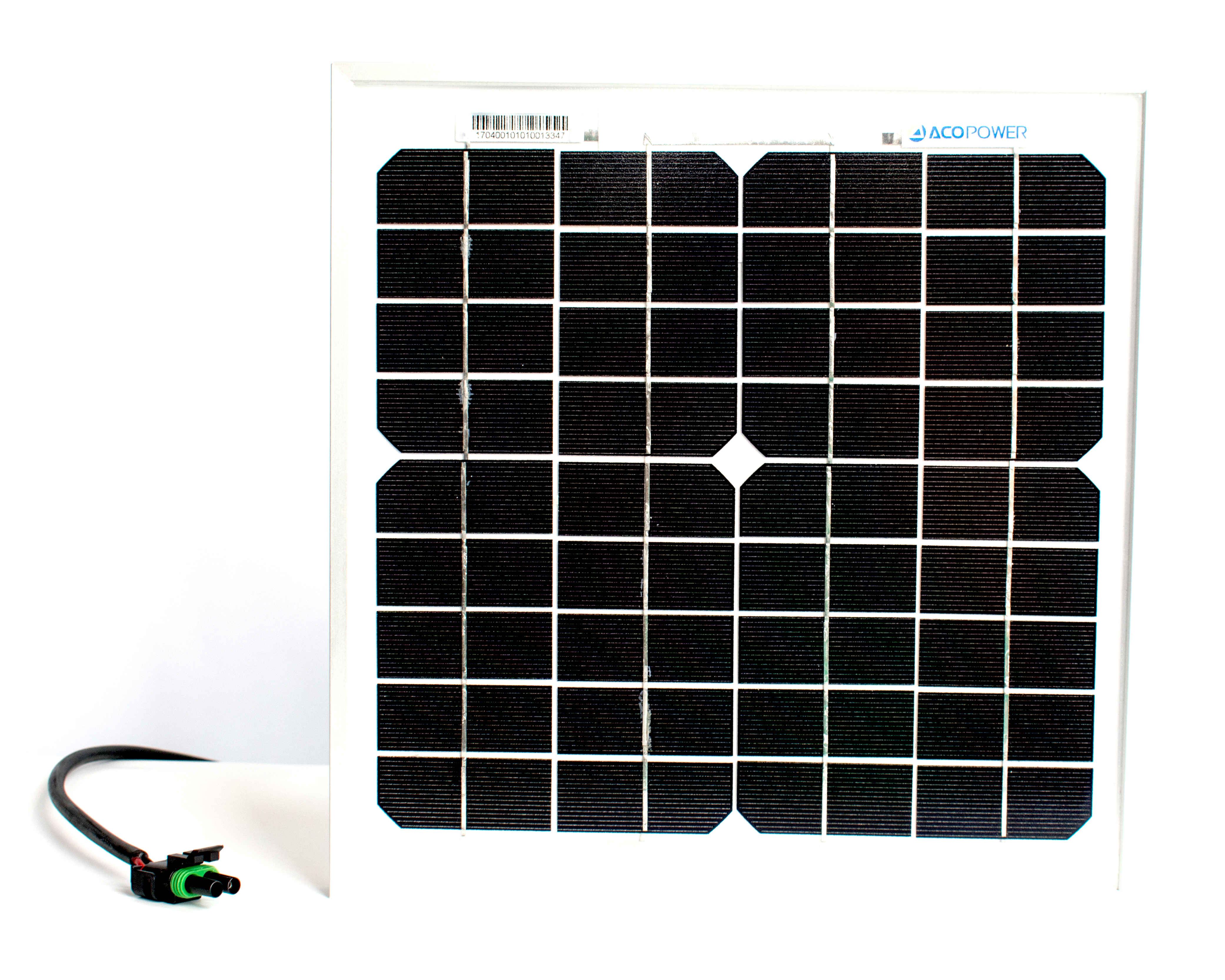Spartan Ghost Trail Camera 15in 12V Monocrystalline Solar Panel
