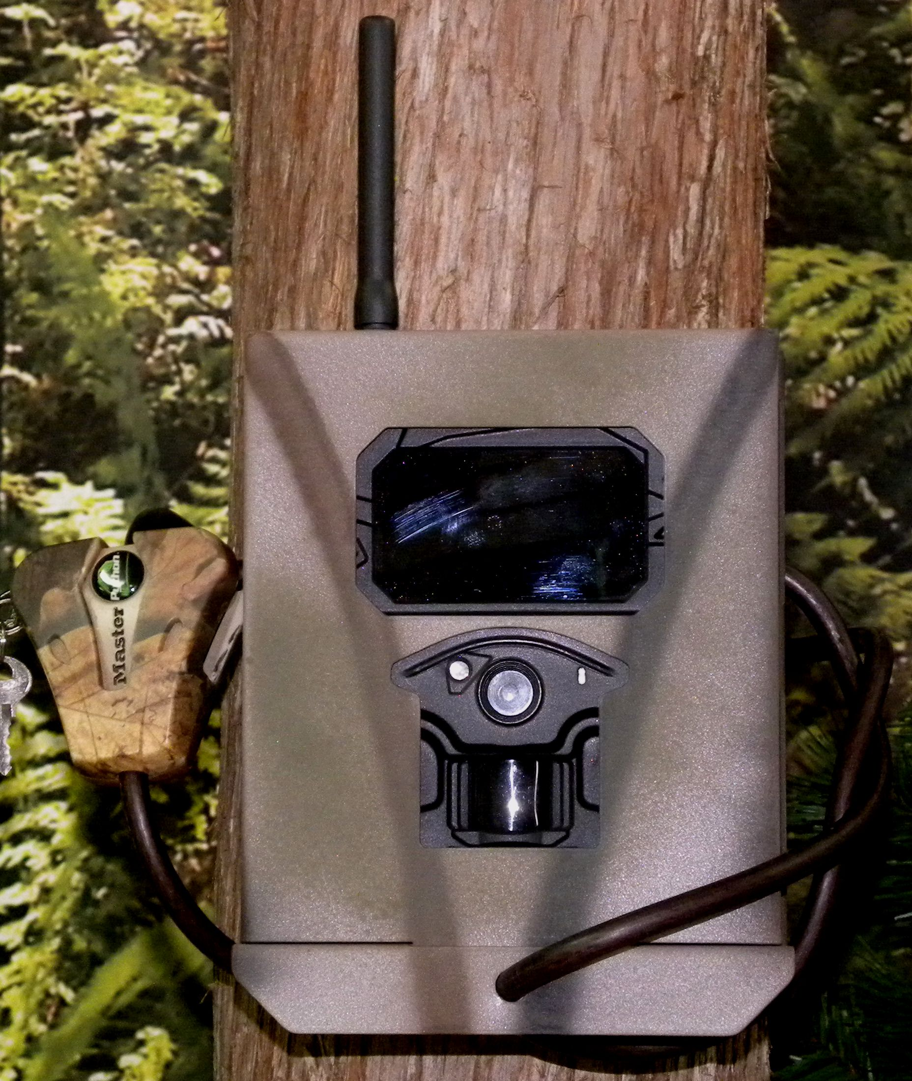 Spartan HD Trail Camera Security Lock Box