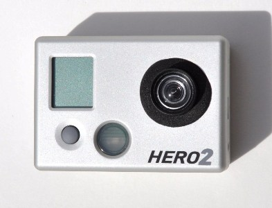 GoPro 2 Modified Lens Camera <BR> (Infrared IR Capable)