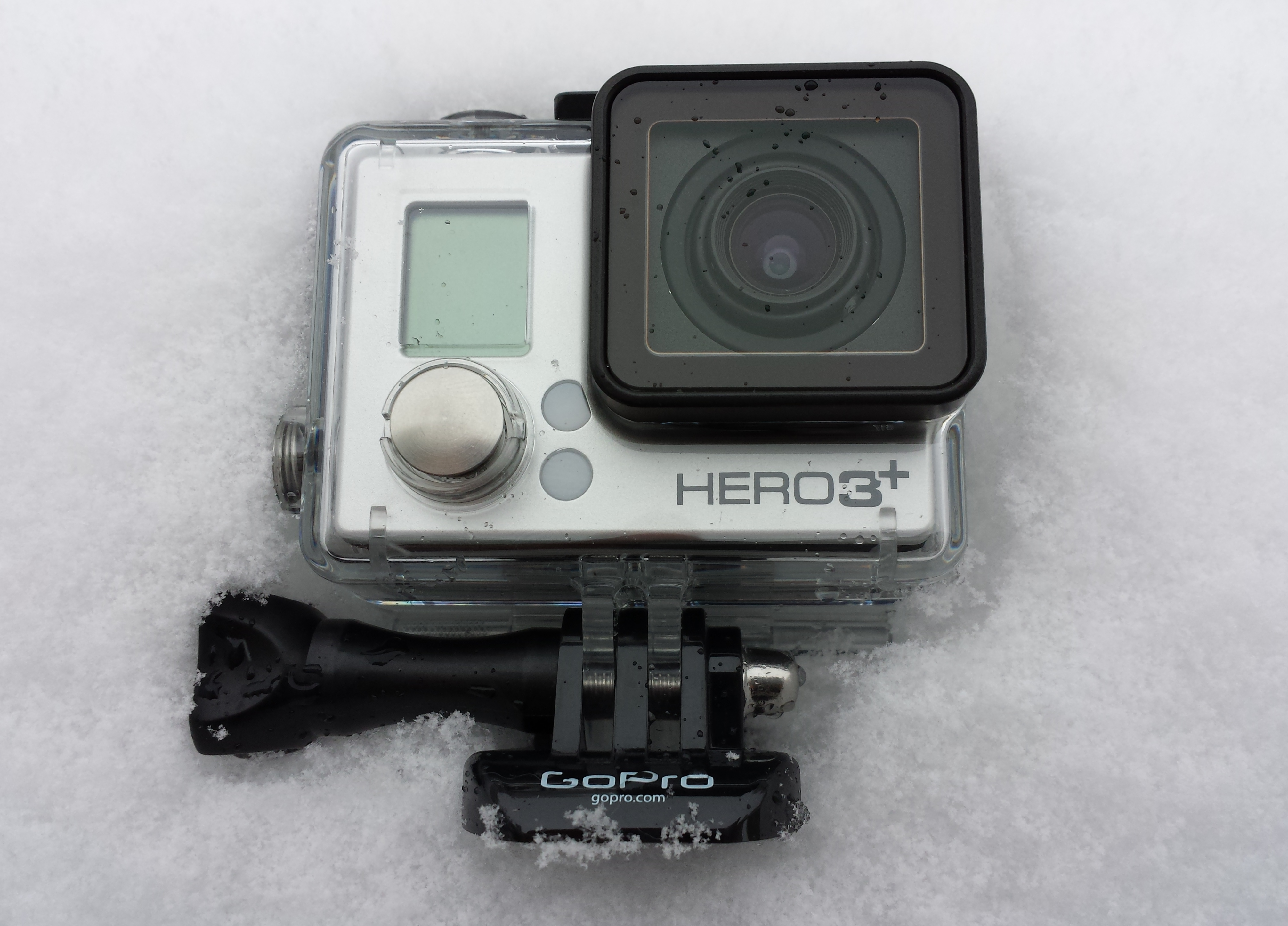 GoPro 3+ Plus Black Modified Lens IR Camera <BR> (Infrared)