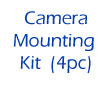 Bullet Cam Mounting Kit <BR> (Our Most Popular Mounts)